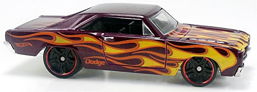 1974 Brazilian Dodge Charger 74mm 2014 Hot Wheels