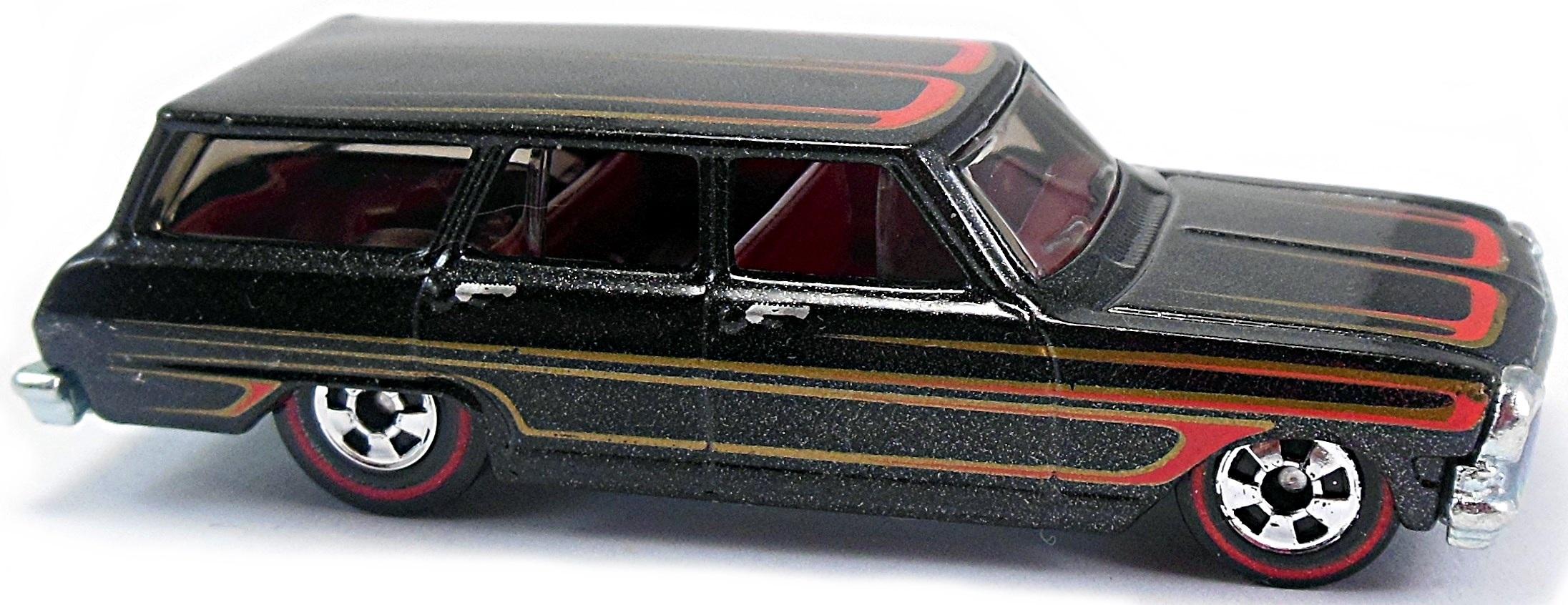 All Chevy 64 chevy nova 64 Chevy Nova Station Wagon - 75mm - 2013 | Hot Wheels Newsletter
