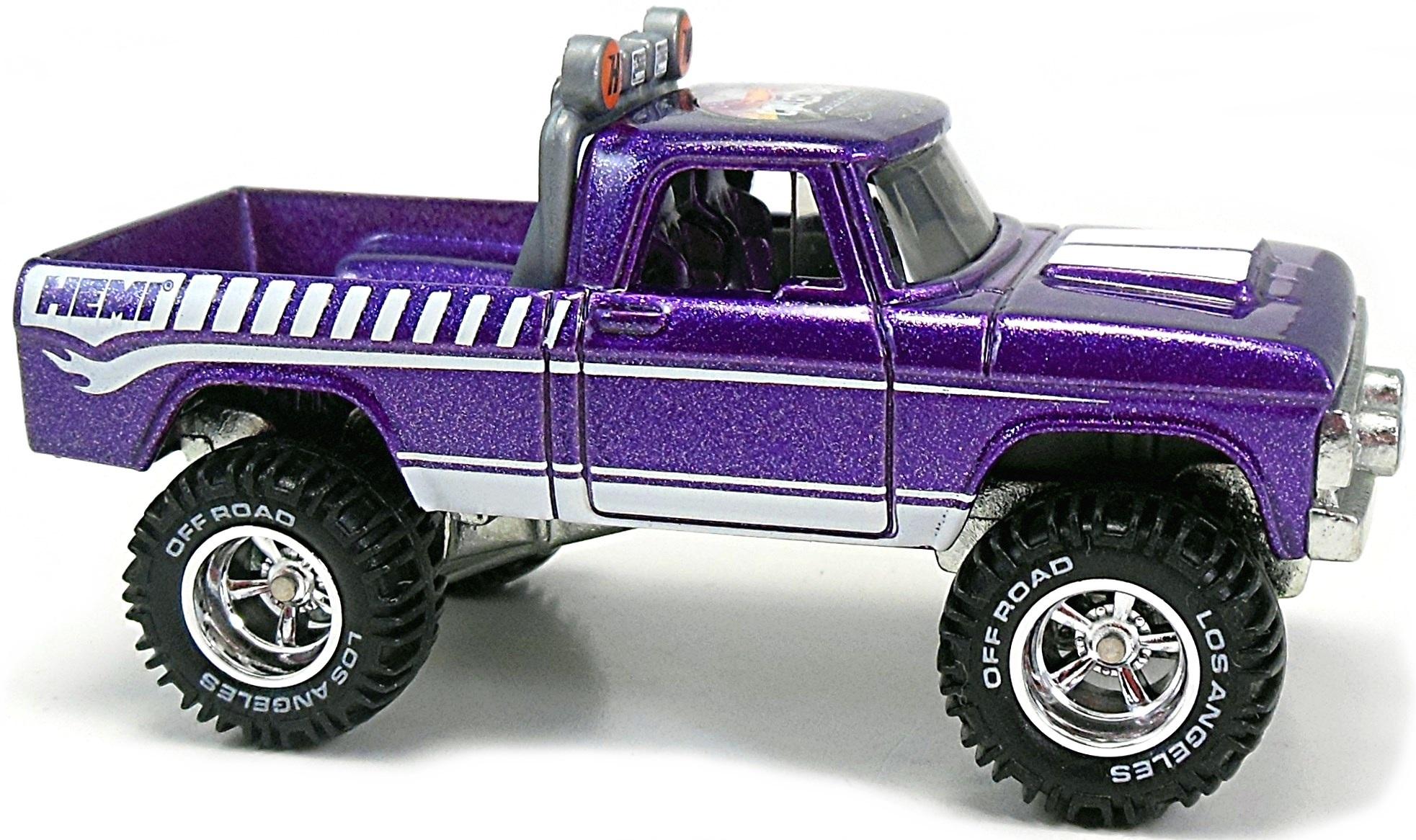 70 Dodge Power Wagon – 74mm – 2011 | Hot Wheels Newsletter