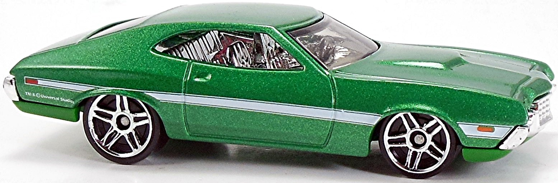 72 Ford Gran Torino Sport Q