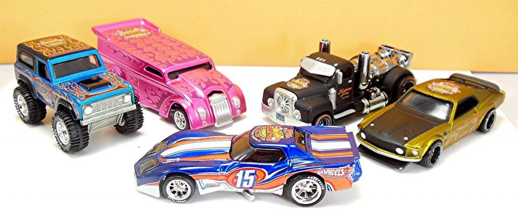 Nats cars Loose