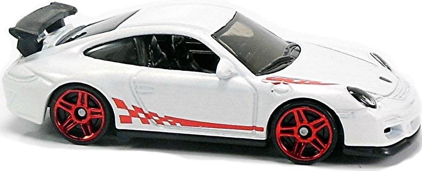 Porsche 911 Gt3 Rs 70mm 2011 Hot Wheels Newsletter