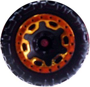 Bead Lock Off road wheel