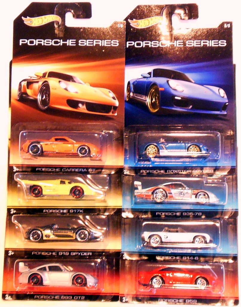 Porsche group BP
