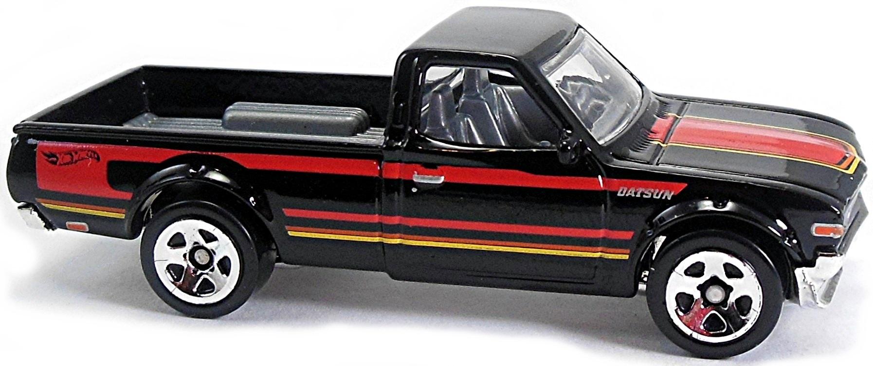 Datsun 620 - 74mm - 2014 | Hot Wheels Newsletter