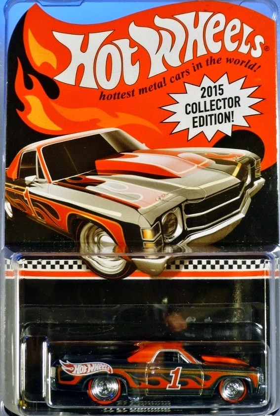 News On Wheels >> 2015 Collector Edition Mail-in series | Hot Wheels Newsletter