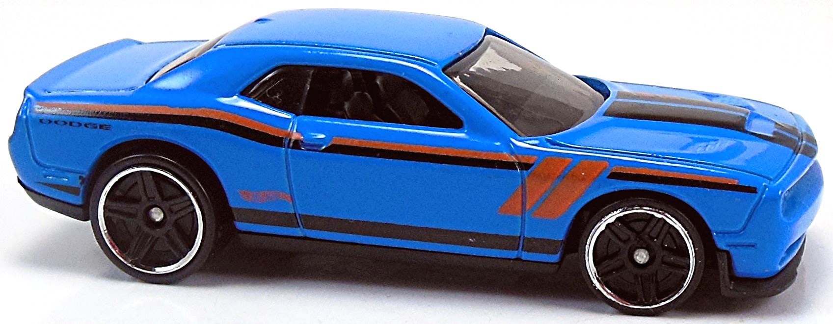 15 Dodge Challenger SRT - 73mm - 2015 | Hot Wheels Newsletter