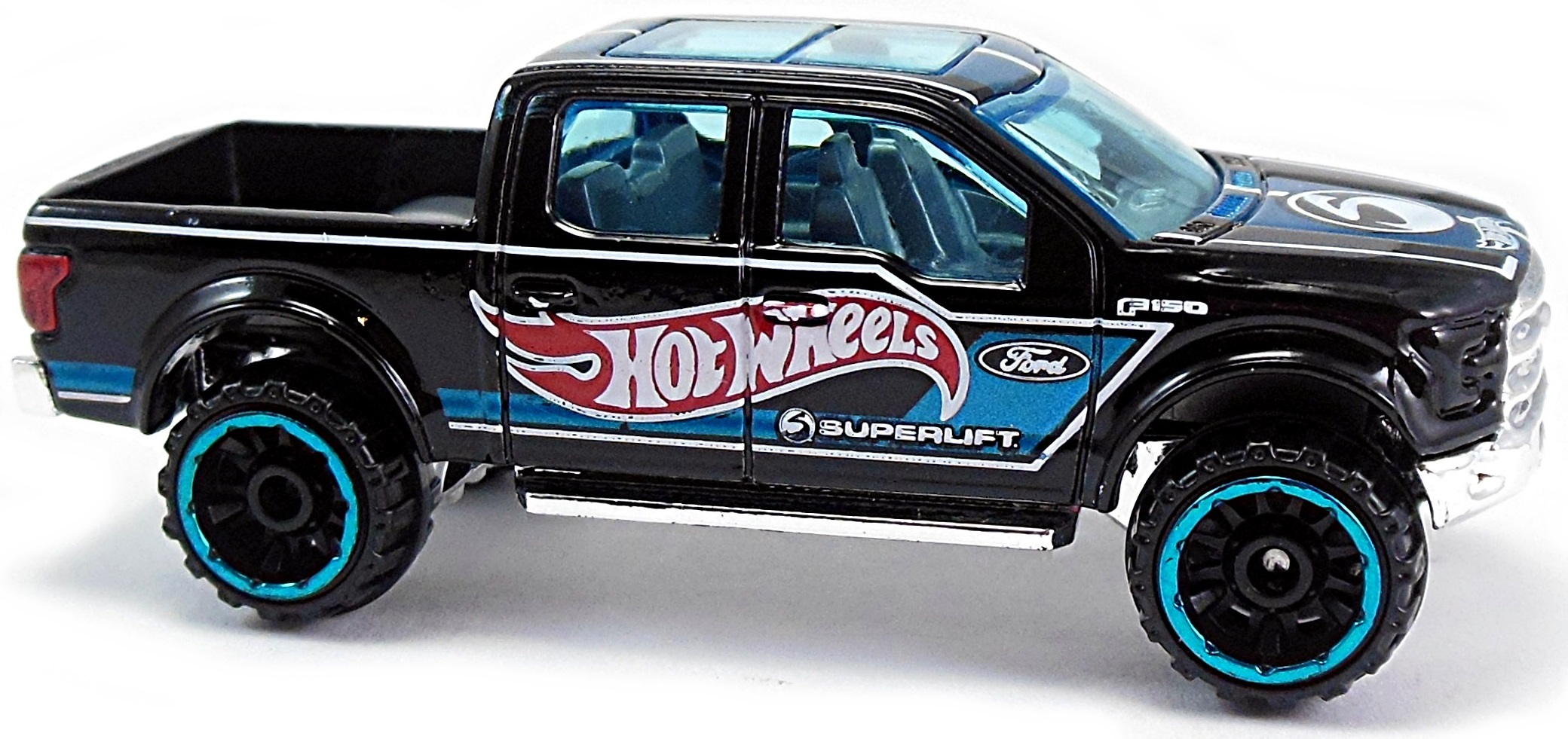 '15 Ford F-150 - 79mm - 2015 | Hot Wheels Newsletter