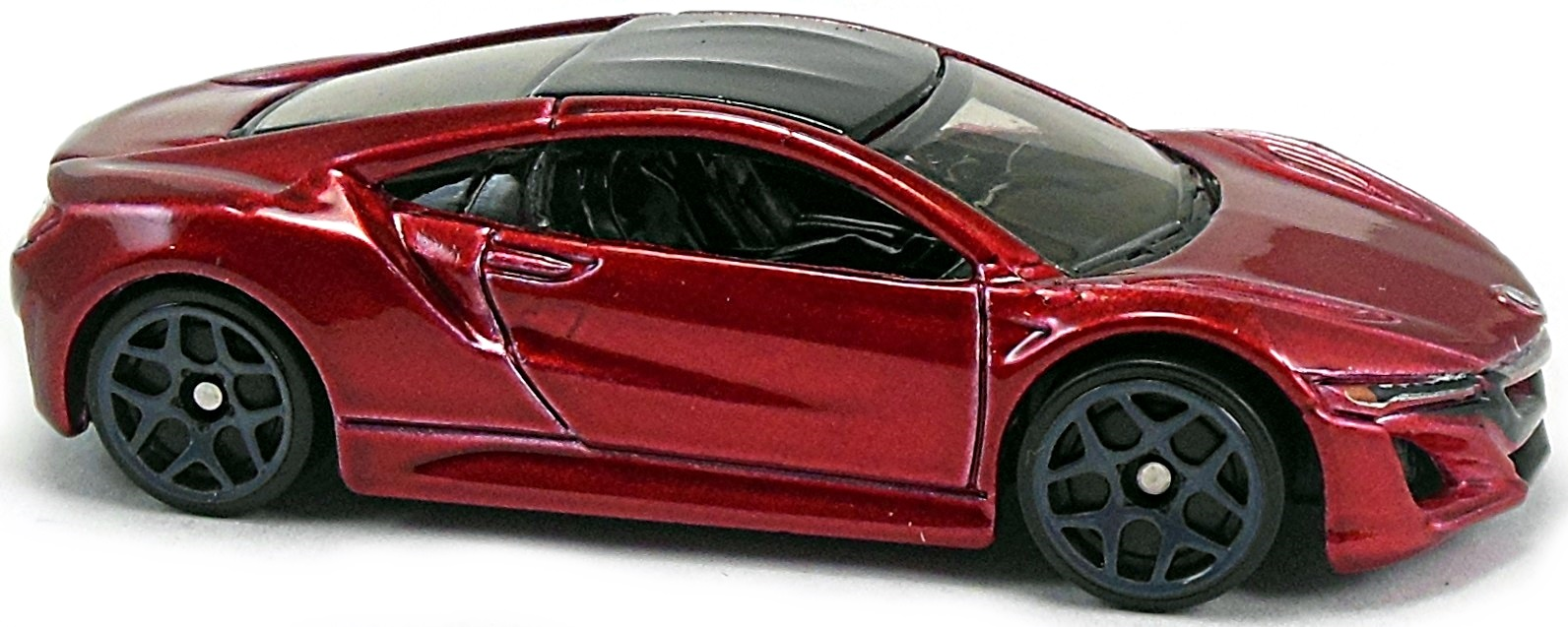 17 Acura Nsx 67mm 2016 Hot Wheels Newsletter