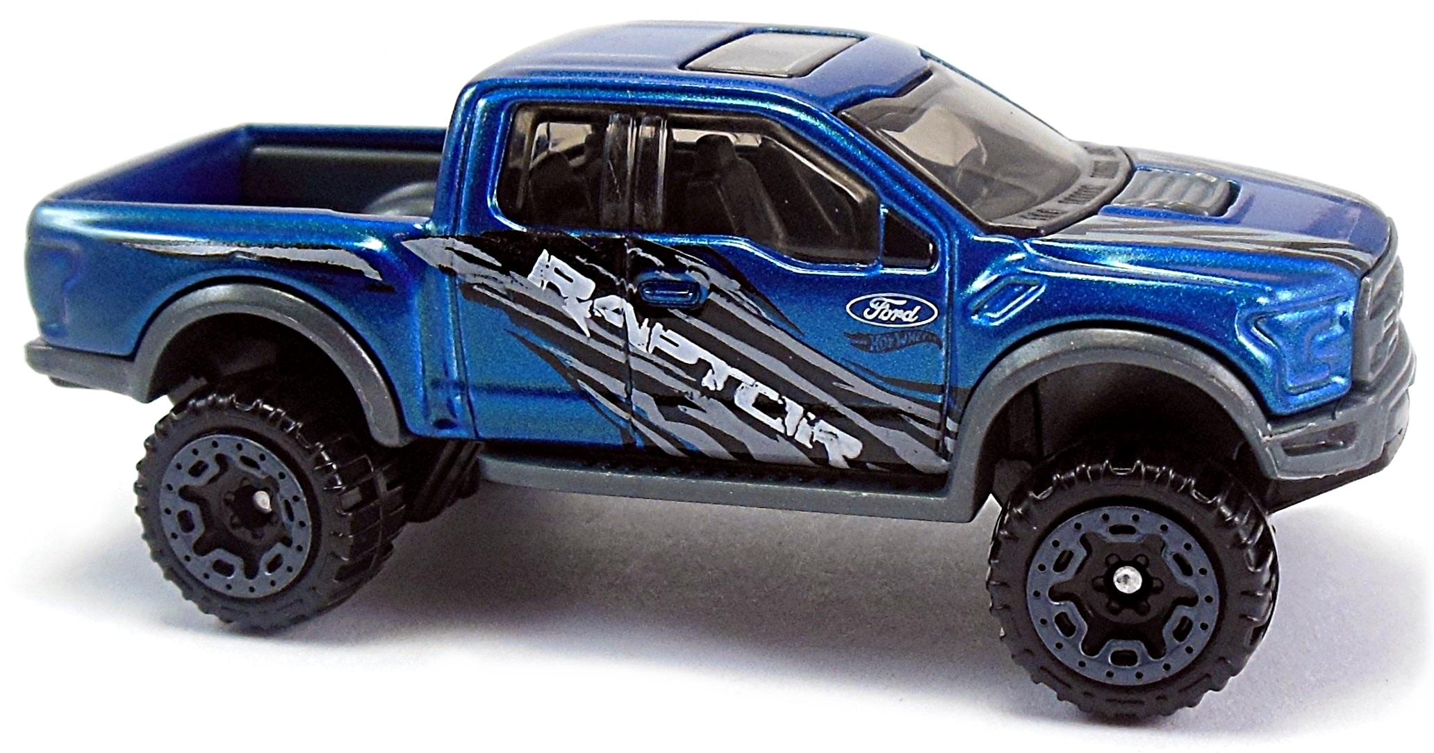 17 Ford F 150 Raptor 74mm 2016