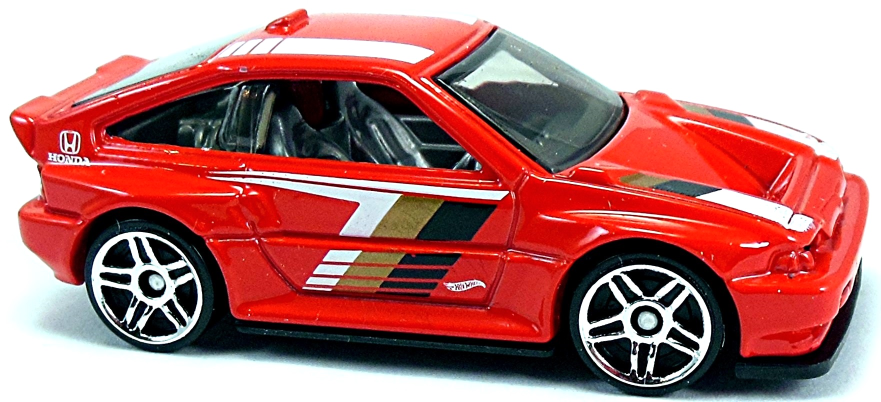 Honda CRX Mm Hot Wheels Newsletter - Cool car stripes