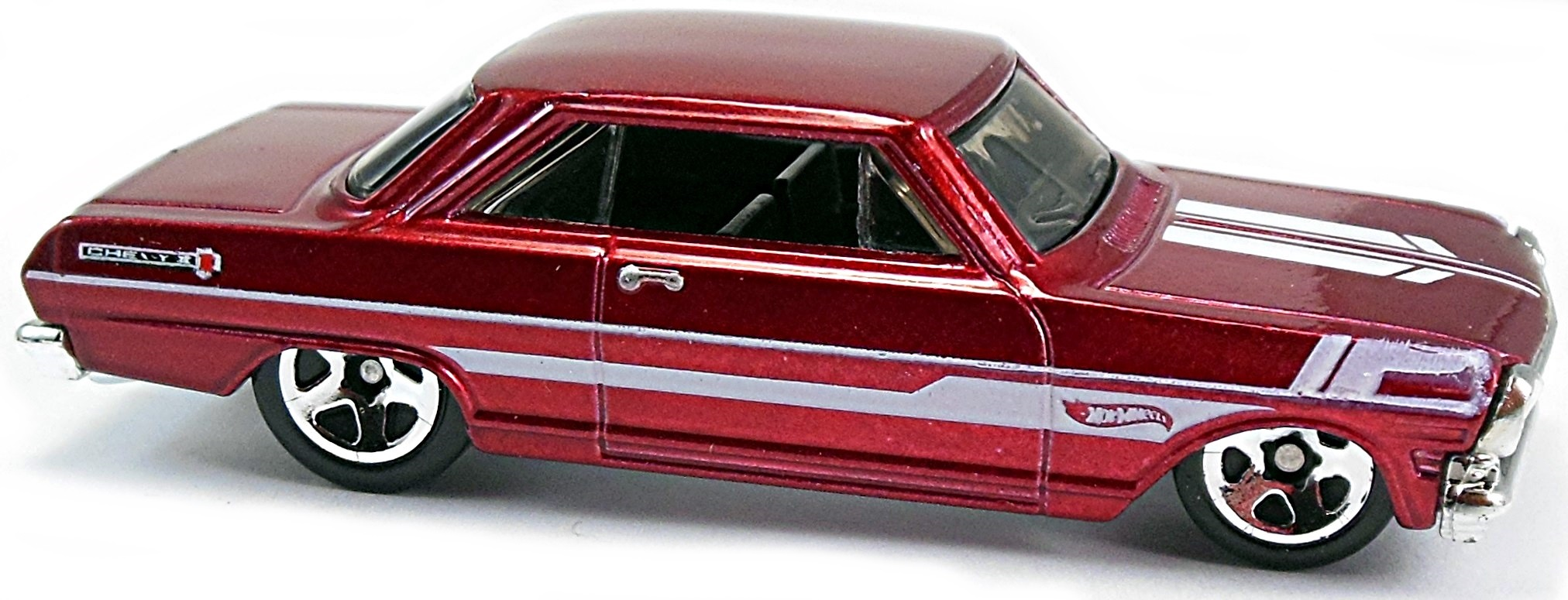 63 Chevy II - 75mm - 2016 | Hot Wheels Newsletter