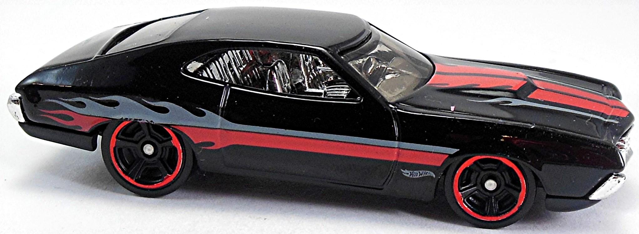 '72 Ford Gran Torino Sport – 78mm – 2011 | Hot Wheels ...