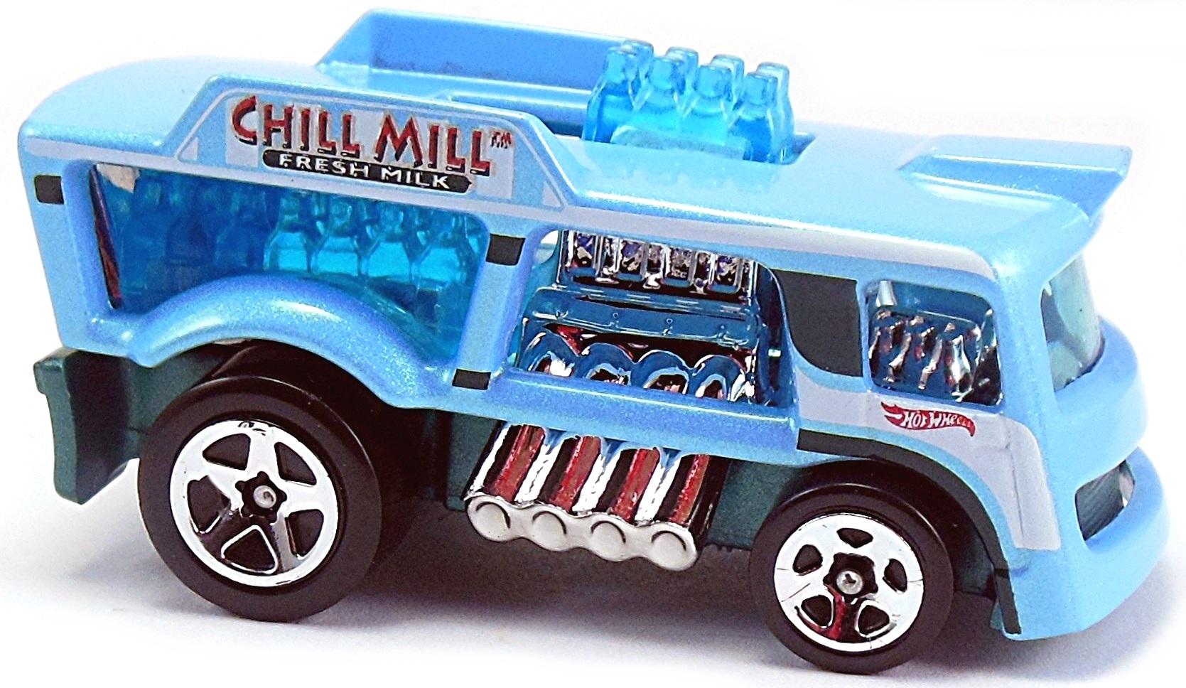 Chill Mill – 58mm – 2015