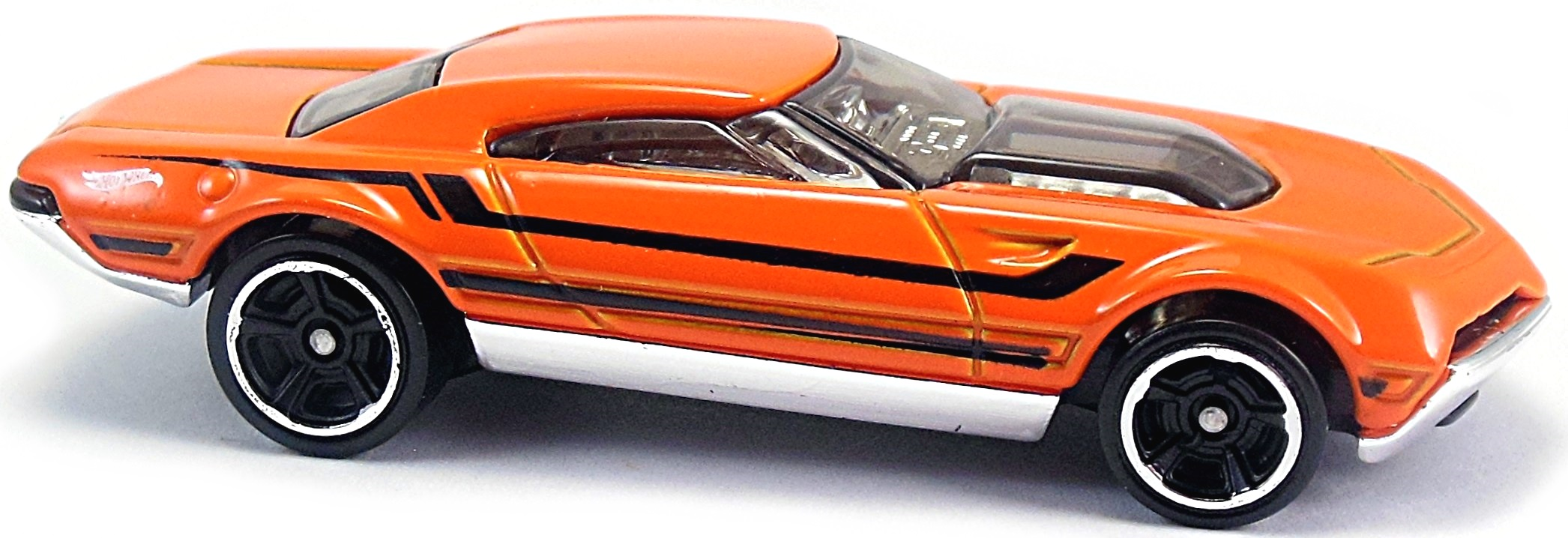 Muscle Speeder 80mm 2016 Hot Wheels Newsletter
