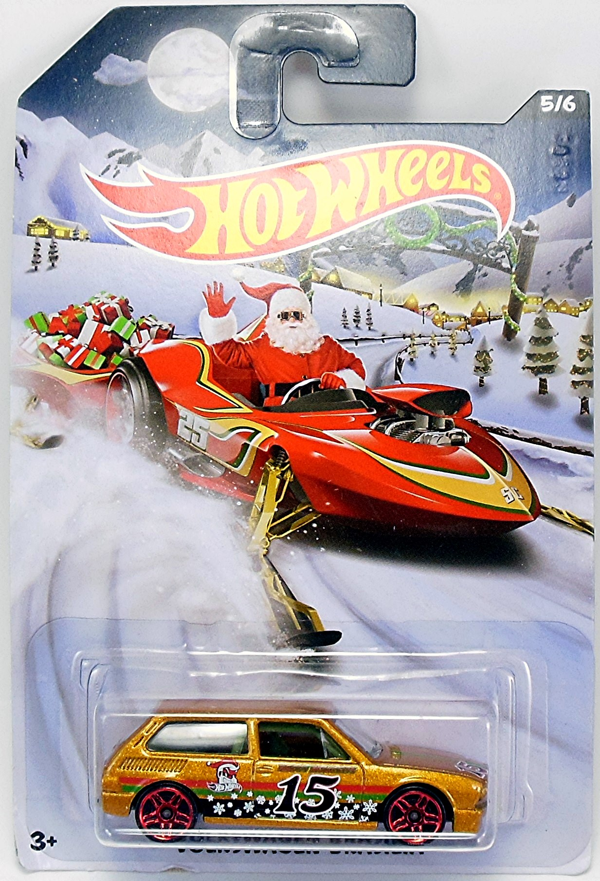 2015 Holiday Hot Rods | Hot Wheels Newsletter
