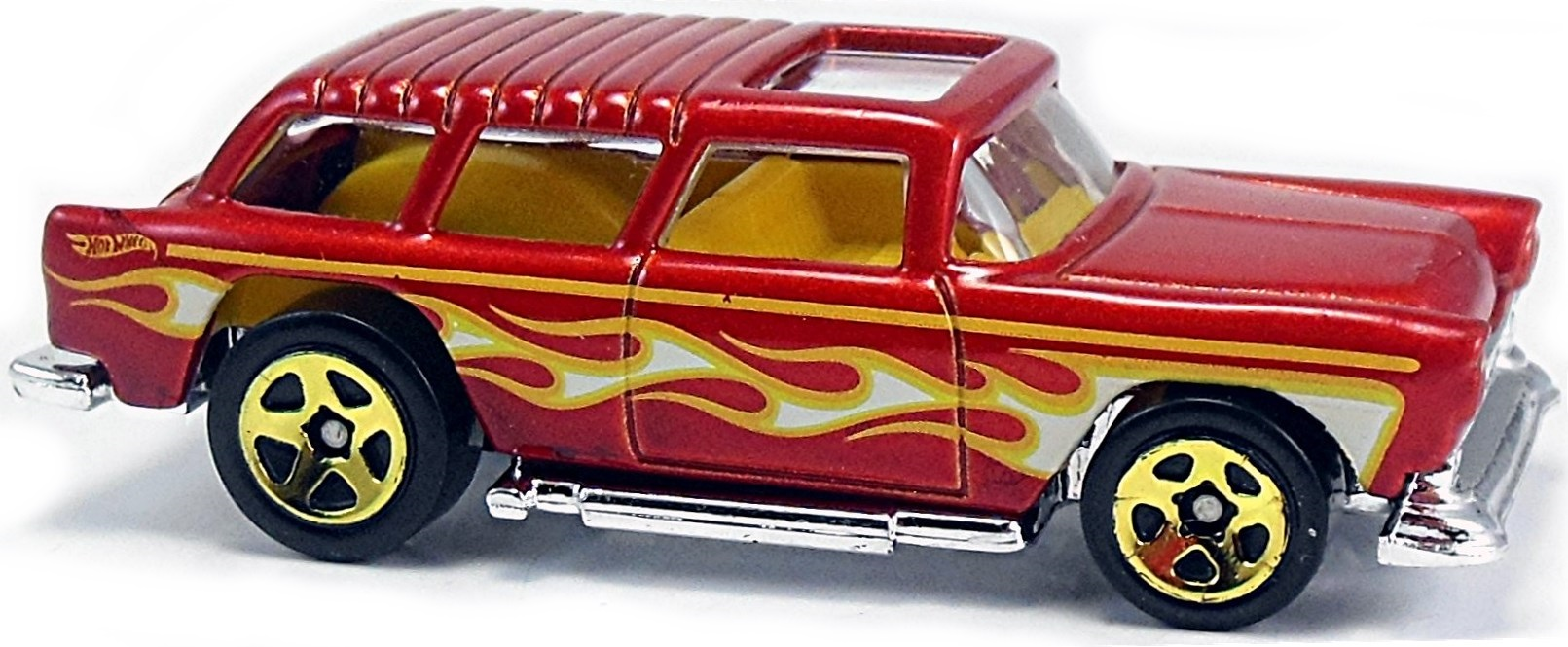 55 Nomad – 70mm – 1991 | Hot Wheels Newsletter