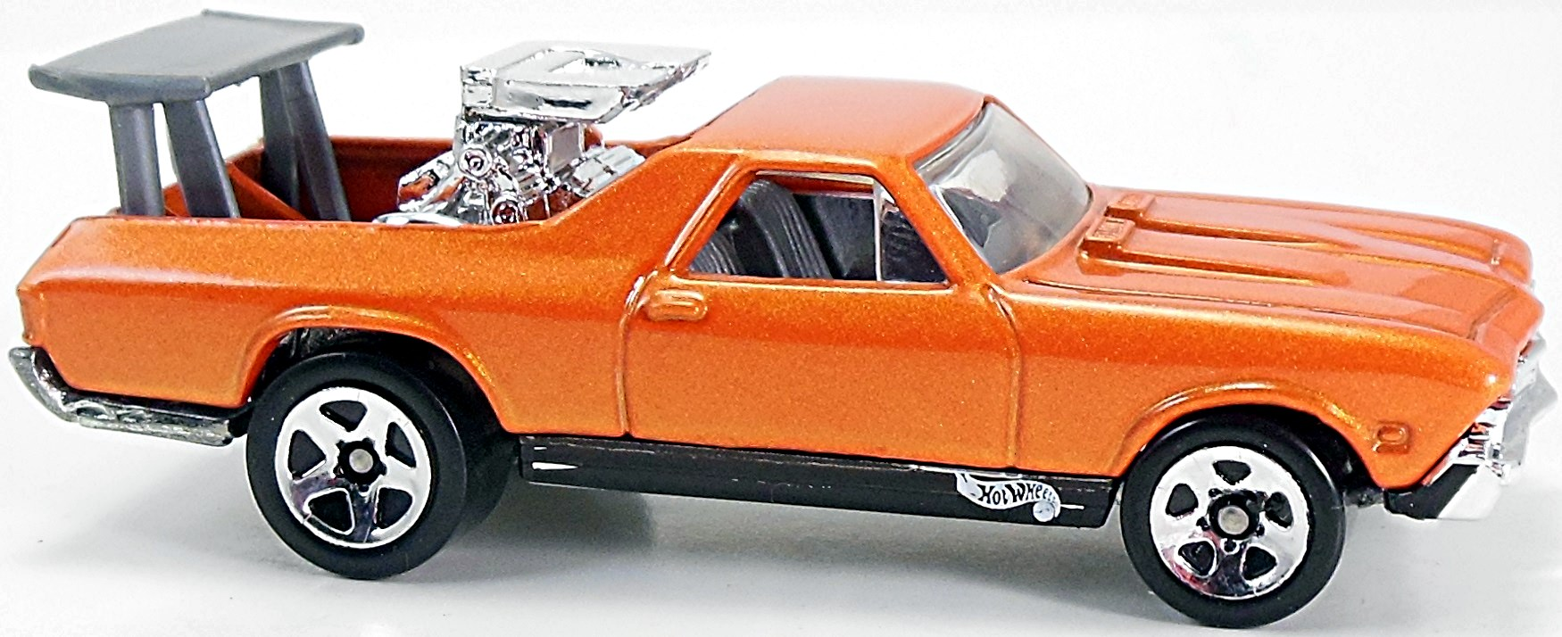 2000 Hot Wheels Truck Stoppers 1968 Chevrolet El Camino