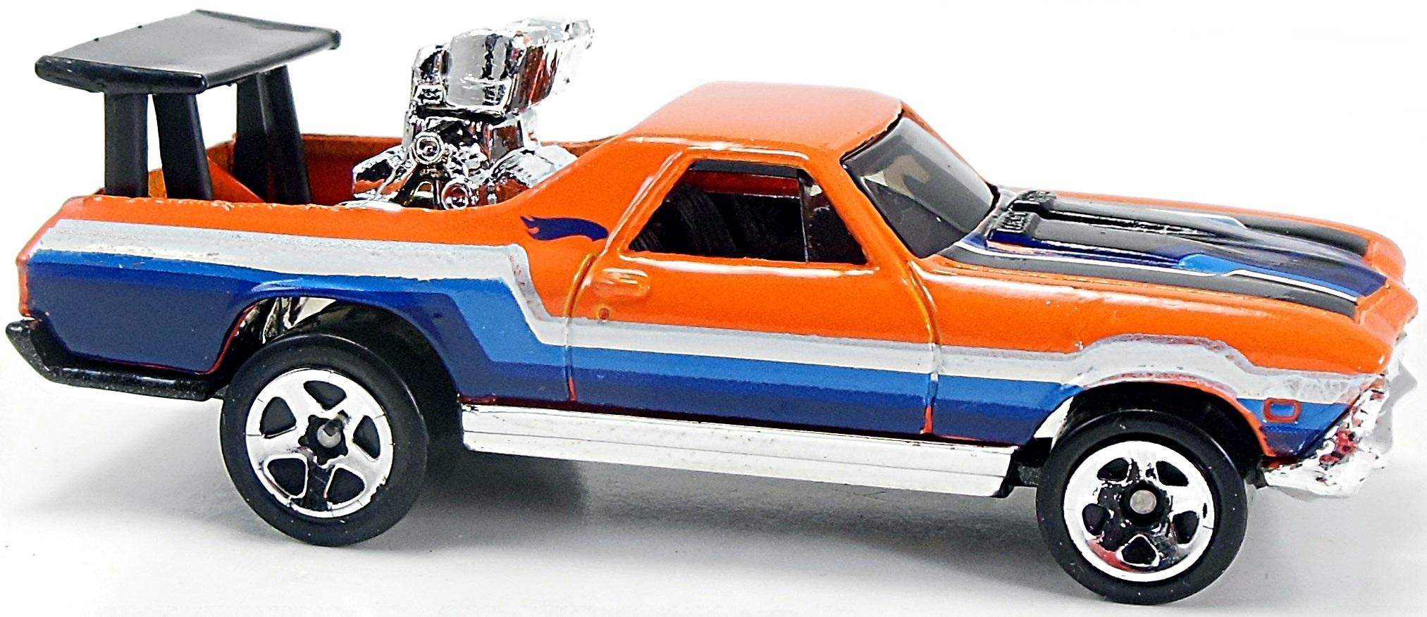 Details about  /Hot Wheels /'68 El Camino #200