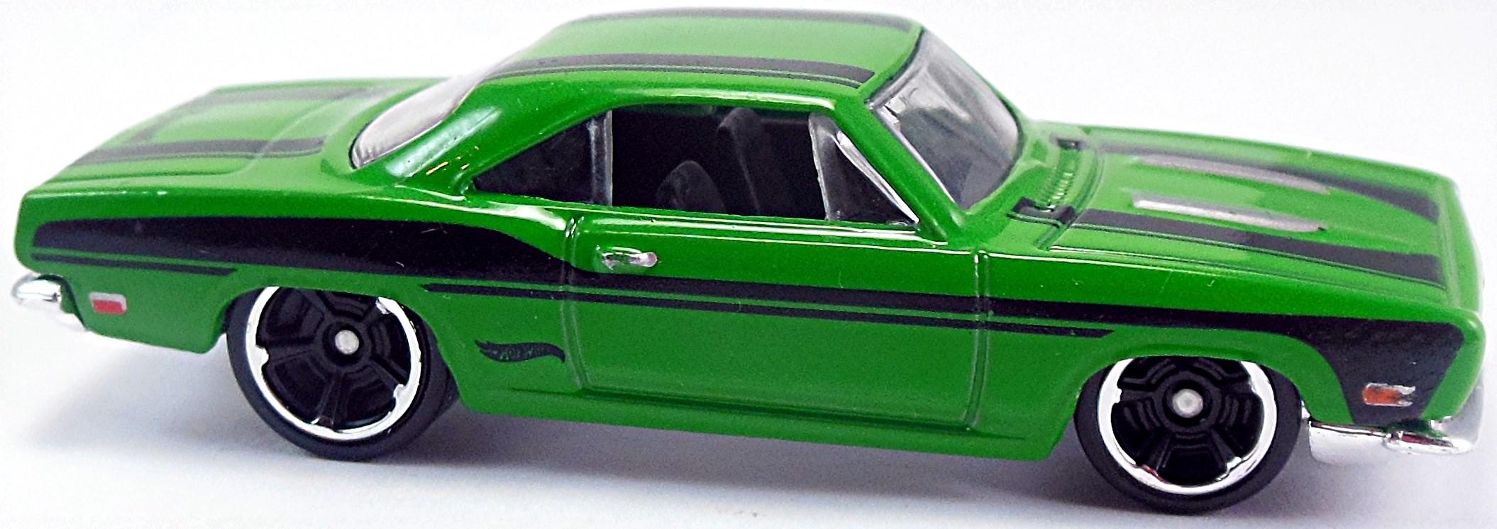 68 Plymouth Barracuda Formula S (f)   Hot Wheels Newsletter