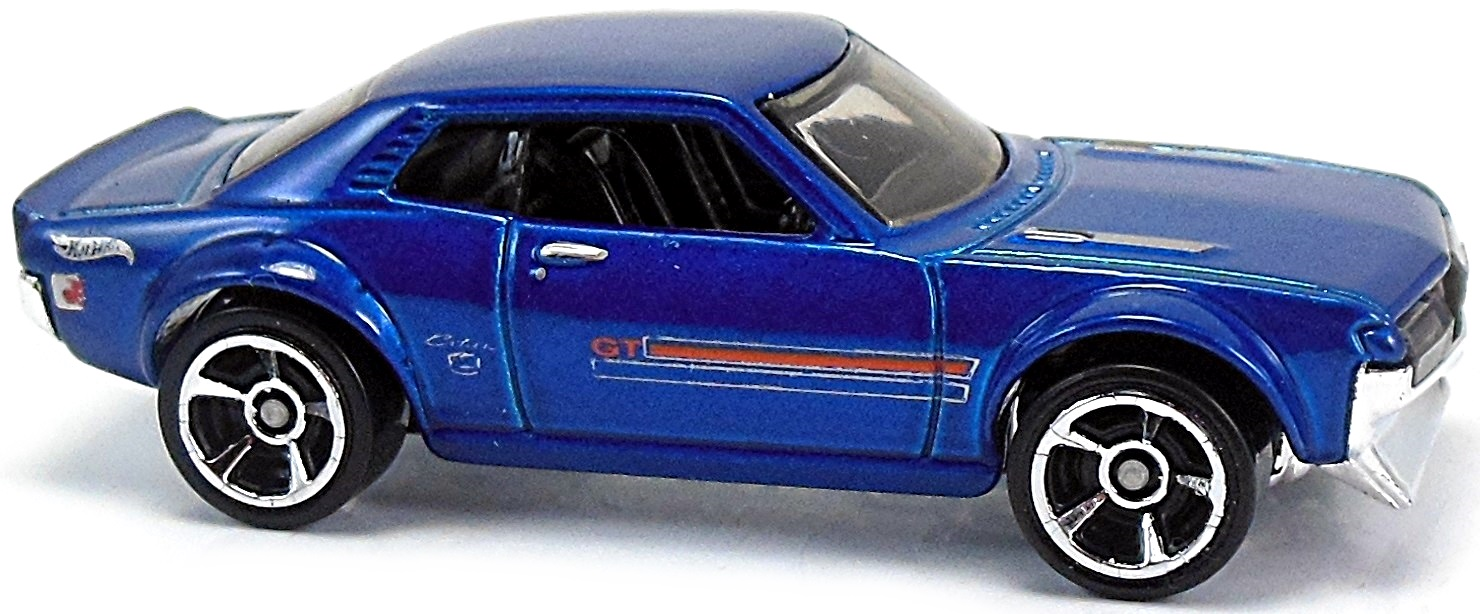Toyota Of Orange >> '70 Toyota Celica - 67mm - 2013 | Hot Wheels Newsletter