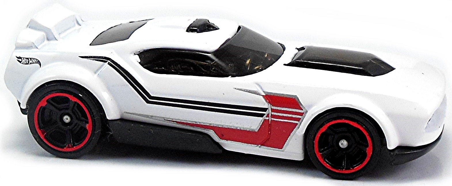 2016-Speed Spider-Mystery Models Hot Wheels