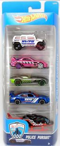 Police Pursuit 5-pack 2016