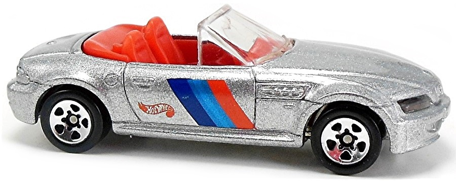Bmw M Z3 Roadster 66mm 1997 Hot Wheels Newsletter