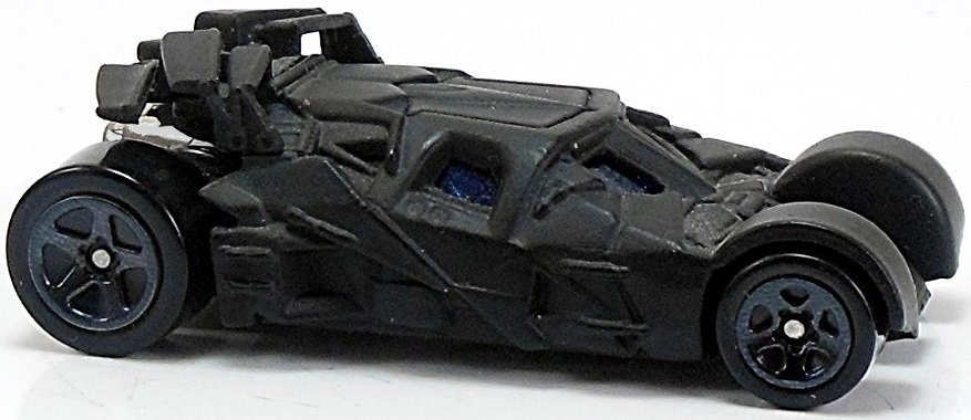 da33afc55da69 Batmobile (Batman Begins) - 65mm - 2005   Hot Wheels Newsletter