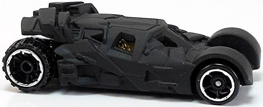 Batmobile (Batman Begins) - 65mm - 2005