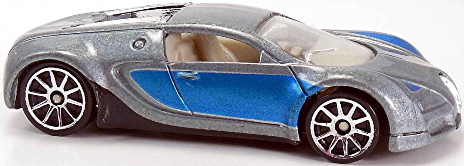 bugatti veyron 74mm 2003 2007 hot wheels newsletter. Black Bedroom Furniture Sets. Home Design Ideas