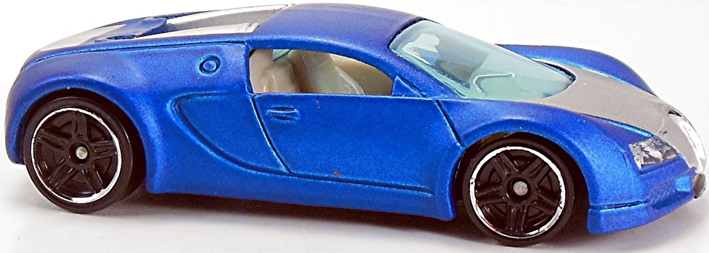bugatti veyron 74mm 2003 2007 hot wheels newsletter. Black Bedroom Furniture Sets. Home Design Ideas