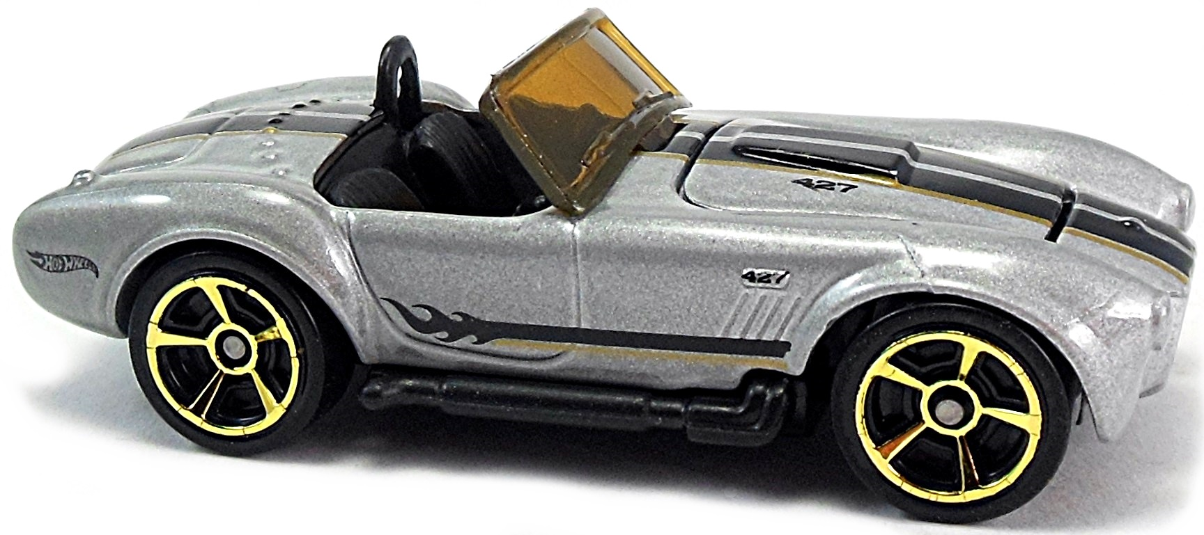 Classic Cobra 67mm 1983 Hot Wheels Newsletter Custom V 8 Vega Blue Factory Seal Bd Mf Gray Black Plastic Base And Int Tinted Windshield Stripes On Hood Trunk Sides Mc5gd Mal Muscle Mania 107 2011 1 2