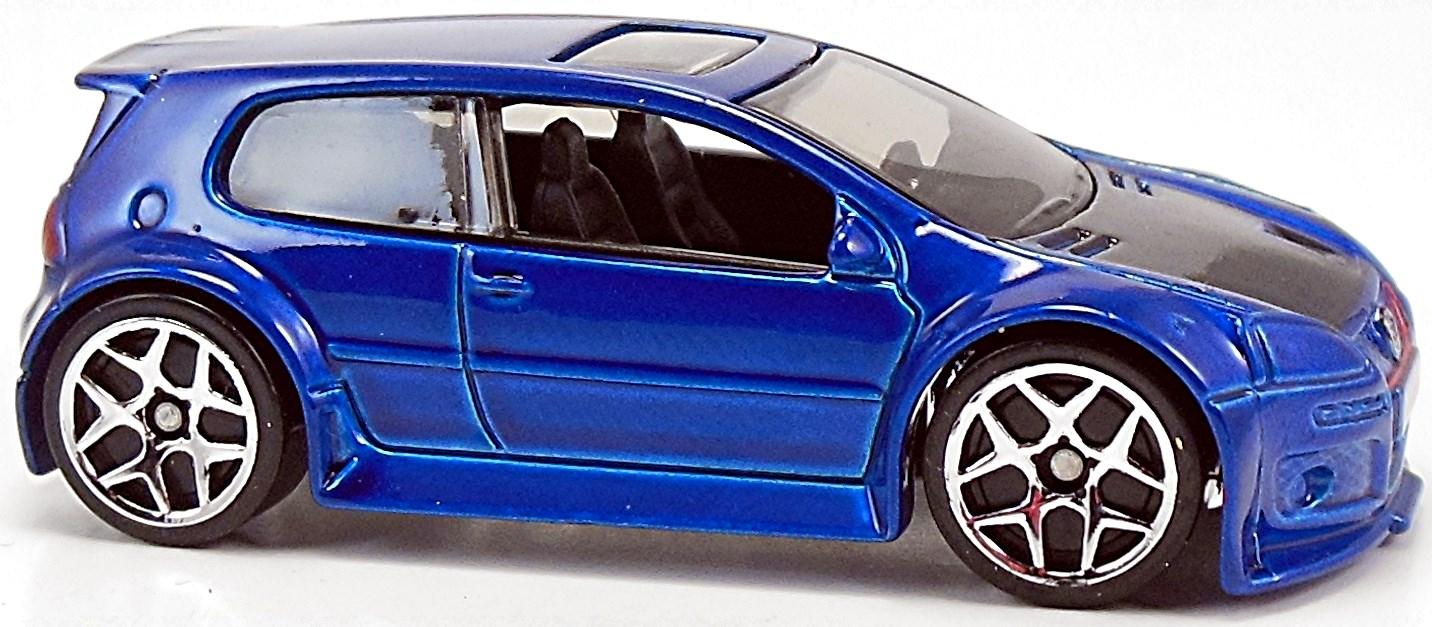 volkswagen golf gti 65mm 2007 hot wheels newsletter. Black Bedroom Furniture Sets. Home Design Ideas