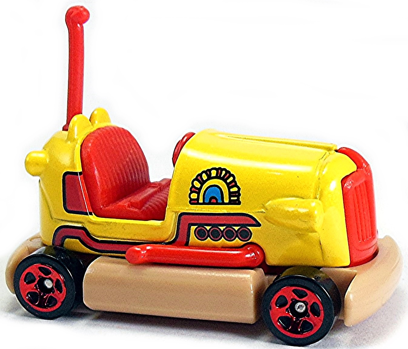 2016 The Beatles Yellow Submarine Hot Wheels Newsletter