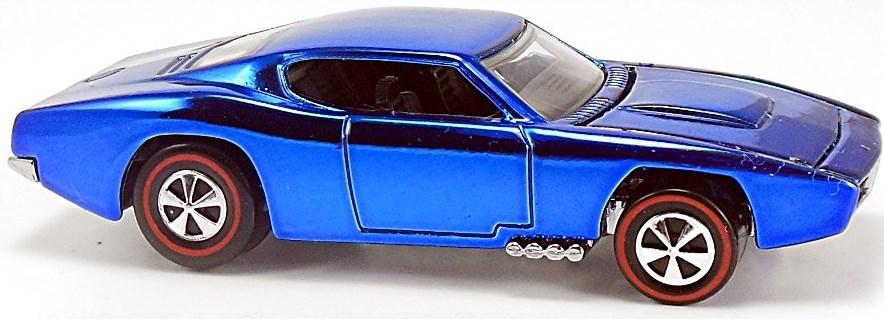 Custom Otto 77mm 2008 Hot Wheels Newsletter