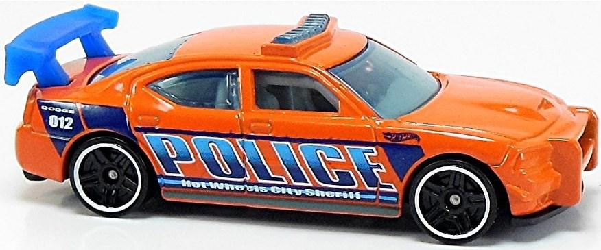 Dodge Charger Drift Car 71mm 2010 Hot Wheels Newsletter