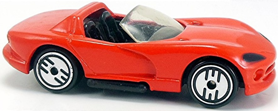 Hot Wheels Dodge Viper SRT10 ACR 2020-050 NP18