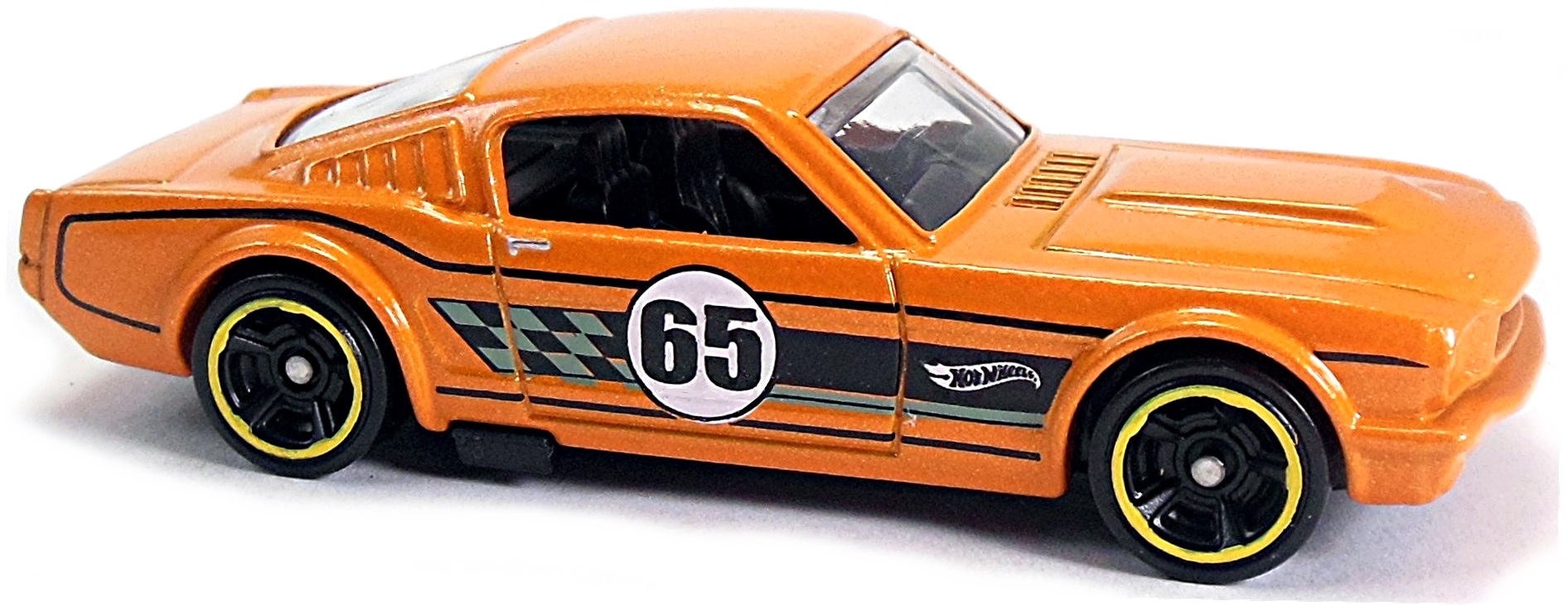 Ford mustang fastback aa