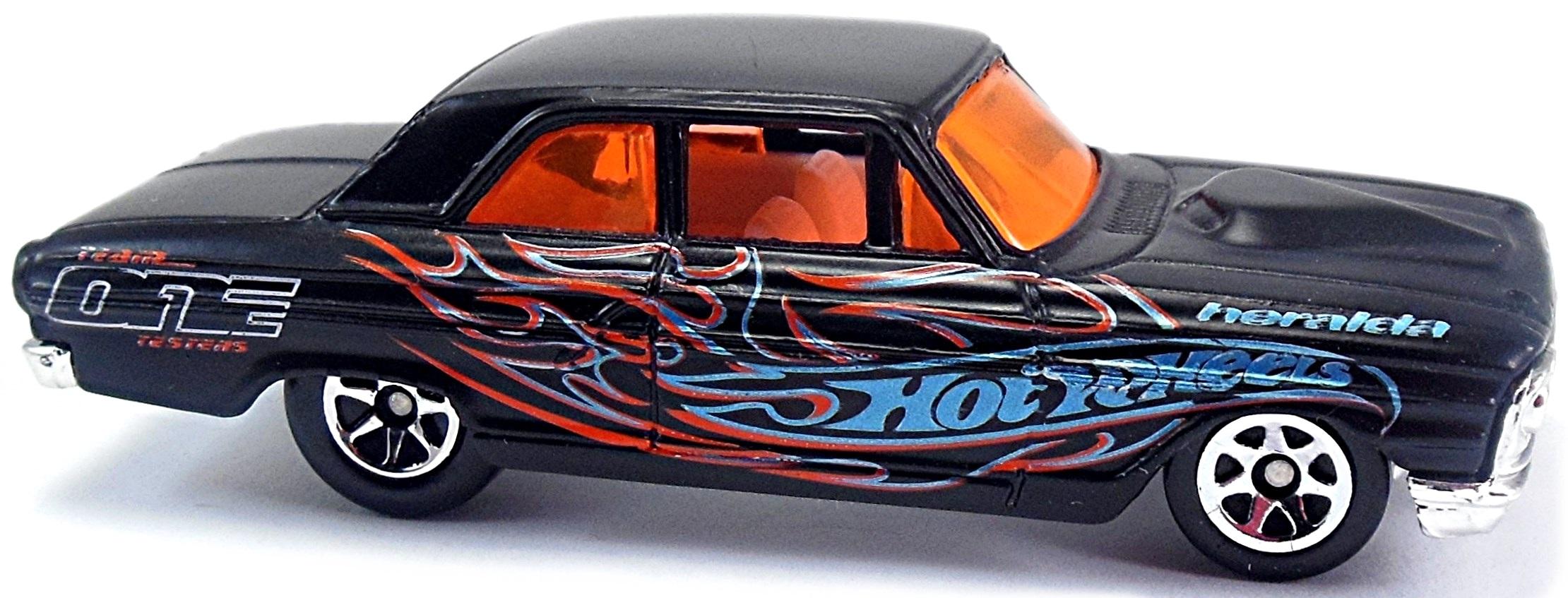 Ford Thunderbolt – 75mm – 2001 | Hot Wheels Newsletter