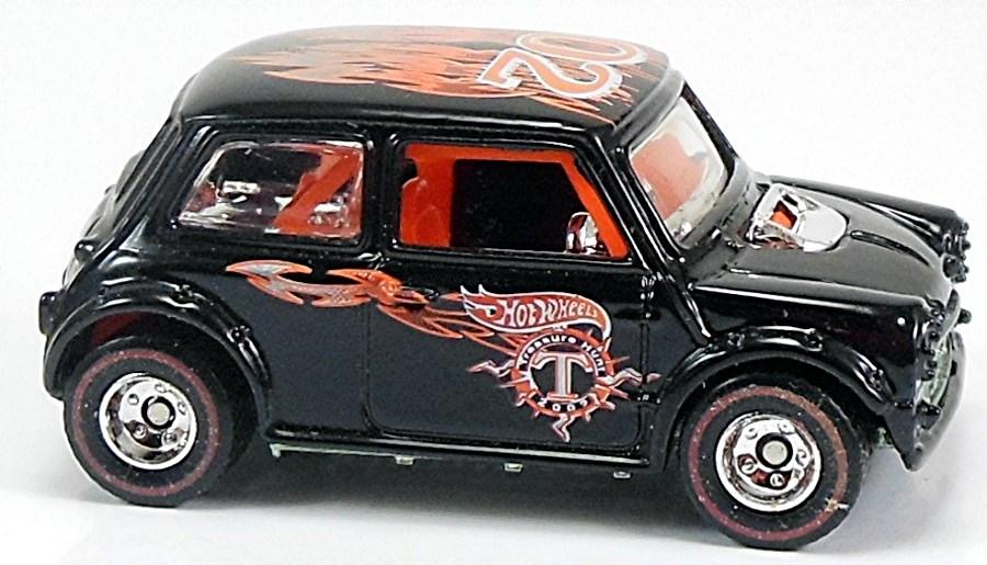 Mini Cooper 56mm 2000 Hot Wheels Newsletter