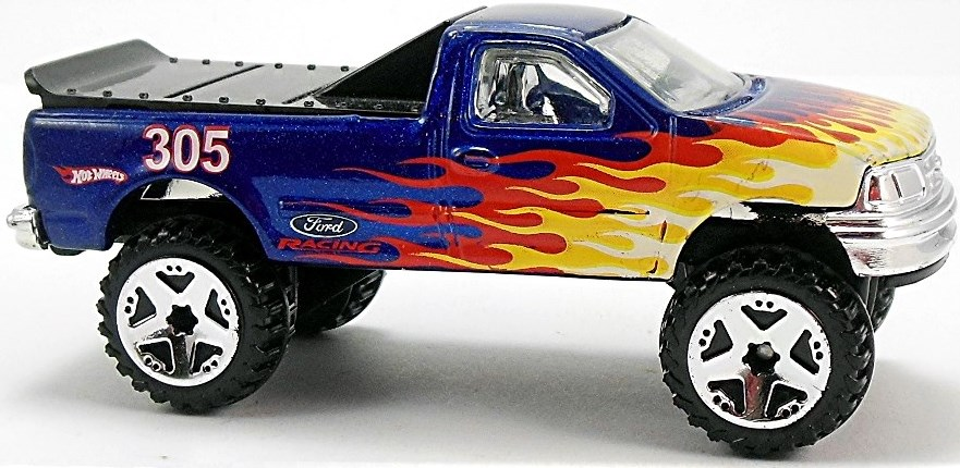 2016 Ford F150 Lifted >> 1997 Ford F-150 (Lifted) – 77mm – 1997 | Hot Wheels Newsletter