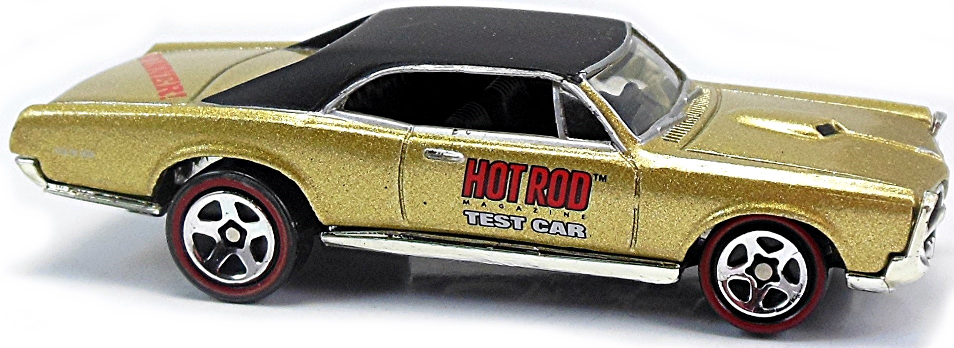 67 (Pontiac) GTO – 84mm – 1997 | Hot Wheels Newsletter
