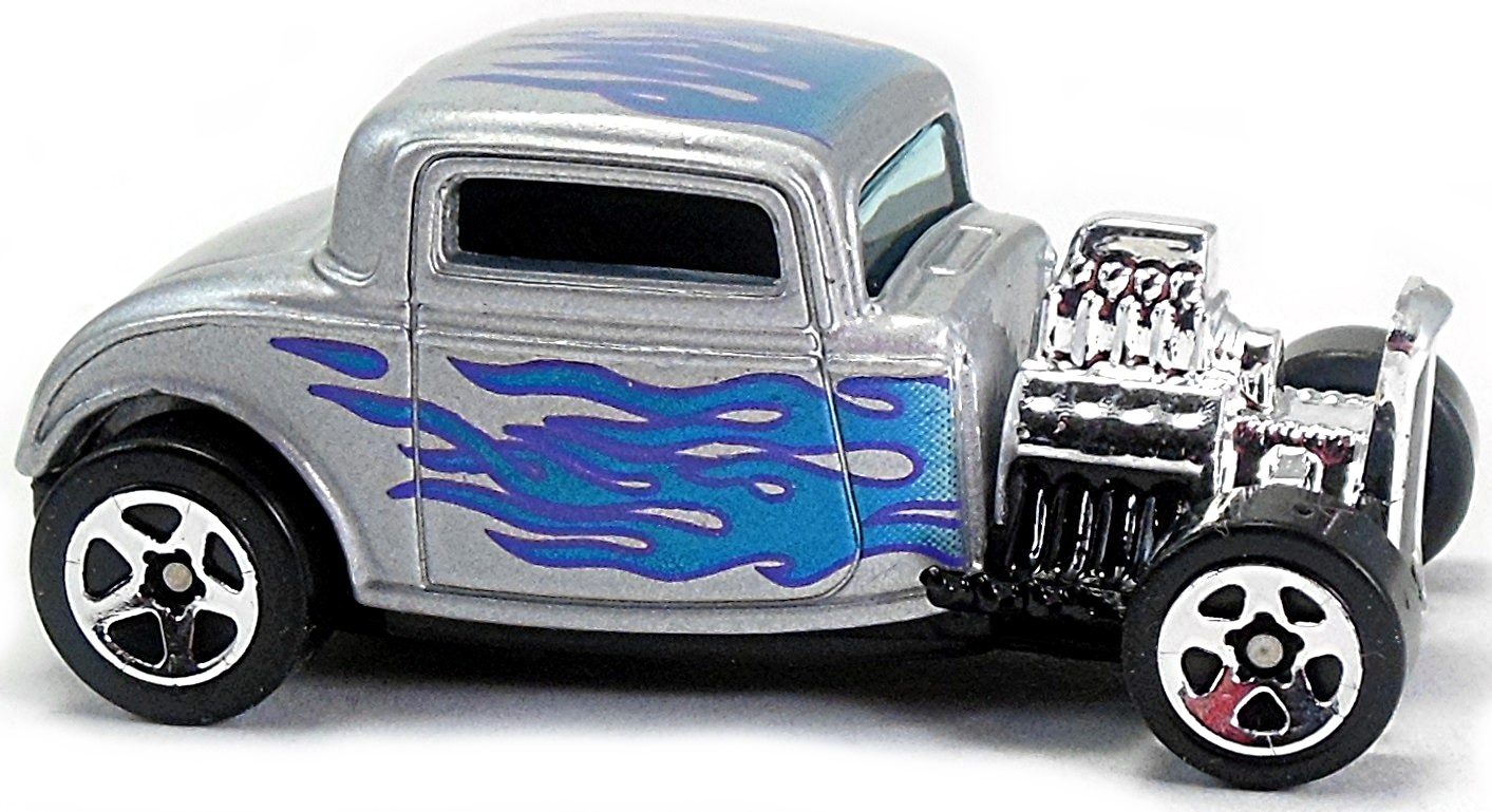 32 Ford – 59mm – 1998 | Hot Wheels Newsletter