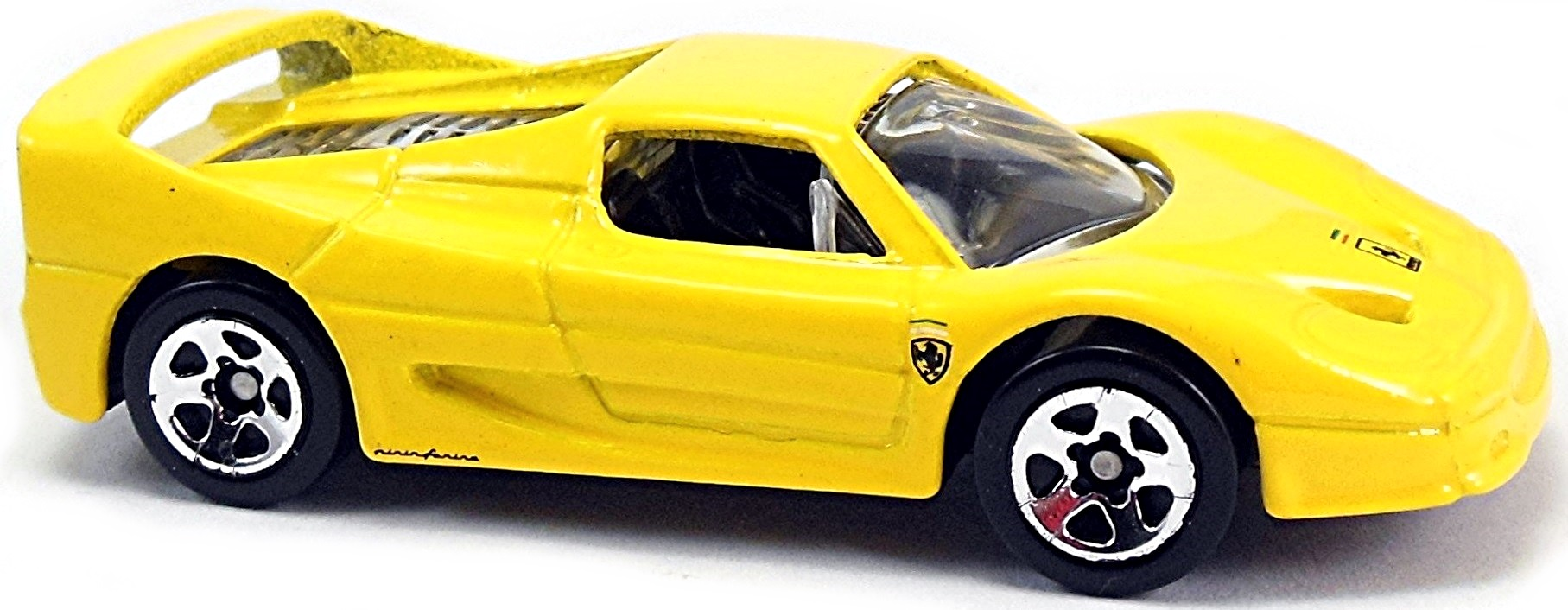 Ferrari f50 hardtop 75mm 1999 hot wheels newsletter ferrari f50 b vanachro Image collections
