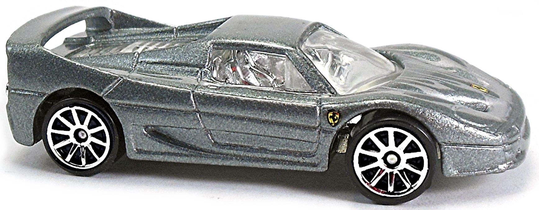 Ferrari f50 hardtop 75mm 1999 hot wheels newsletter ferrari f50 d vanachro Image collections