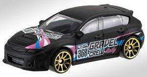 Subaru WRX STI K-day