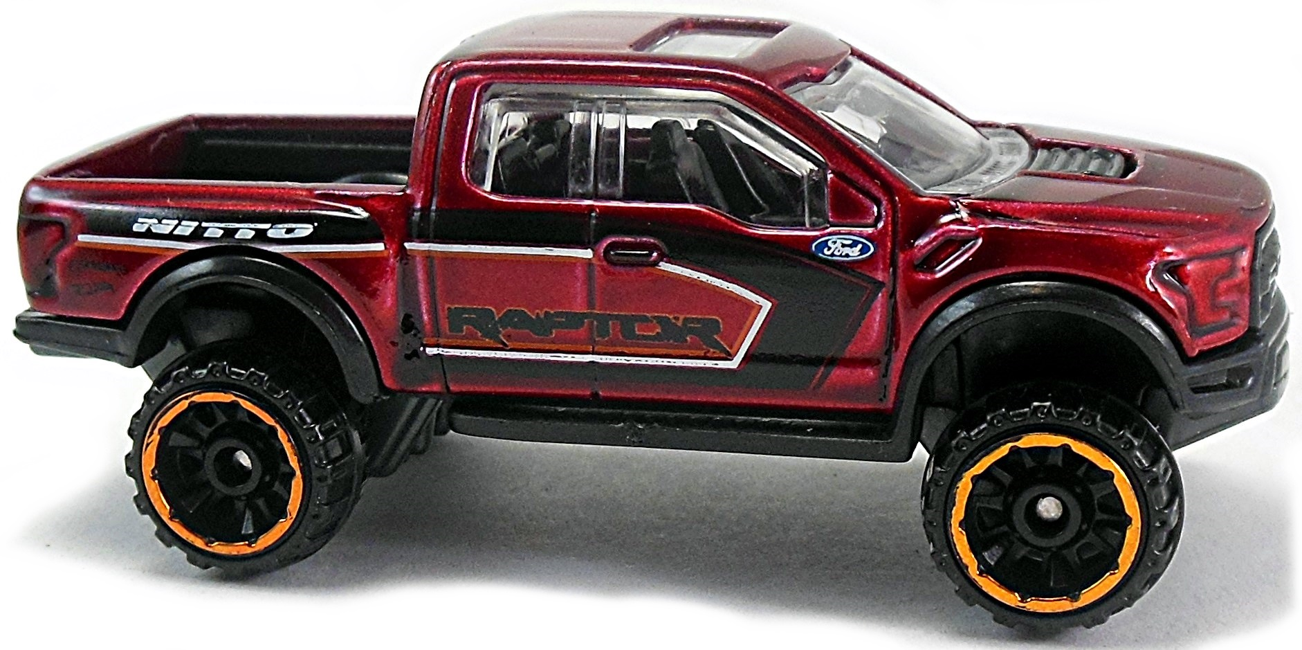 17 ford f 150 raptor 74mm 2016 hot wheels newsletter c mf red black base and int clear windows black and white stripes raptor and nitro on sides or6or mal hw hot trucks 10 2017 1 2 voltagebd Gallery