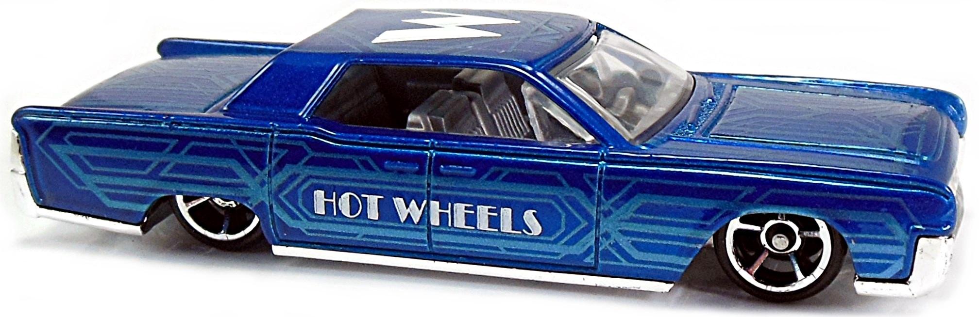 1964 lincoln continental 82mm 2007 hot wheels newsletter. Black Bedroom Furniture Sets. Home Design Ideas