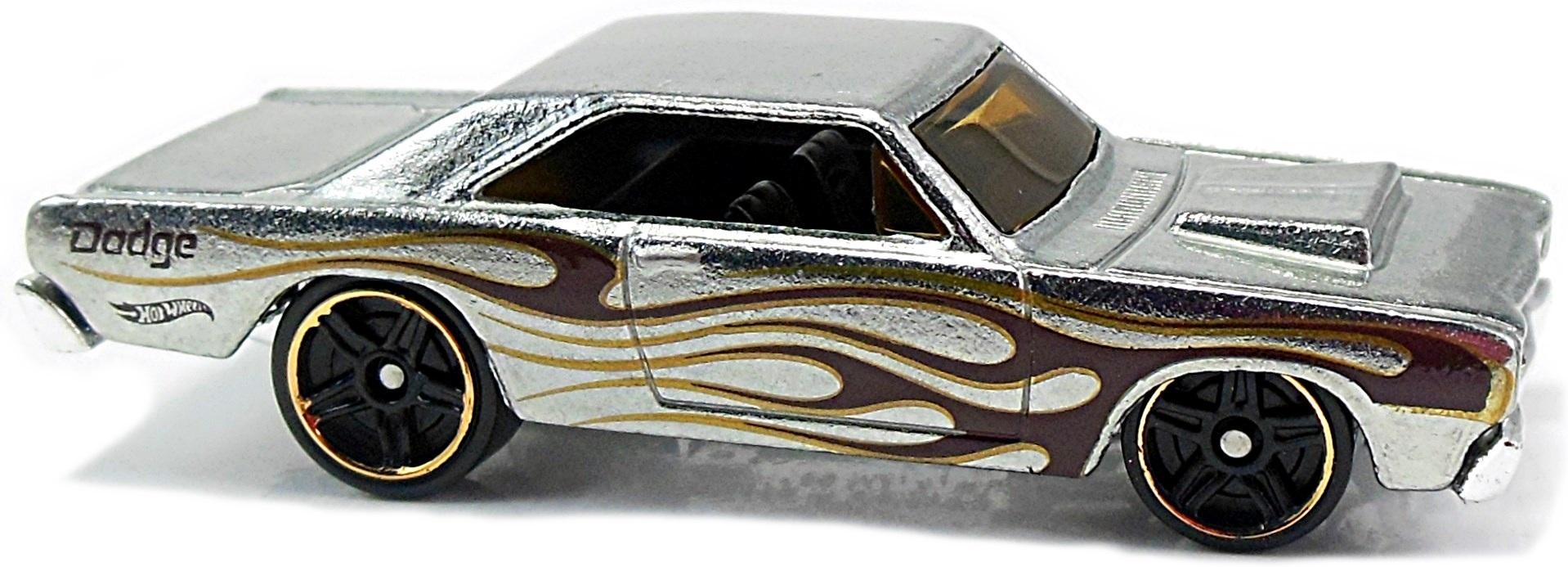 /'68 DODGE DART Hot Wheels HW FLAMES ZAMAC 2017